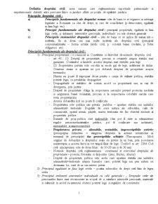 Drept Civil - Partea Generala - Notiuni Esentiale - Pagina 1
