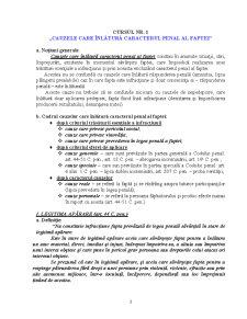 Drept Penal Partea Generală II - Pagina 3