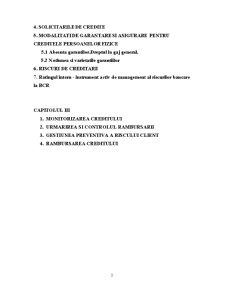 Credite Acordate Persoanelor Fizice - Pagina 3