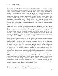 Sisteme de Avertizare a Crizelor Valutare - Pagina 4