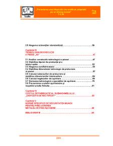 Proiectarea unui Dispozitiv de Rectificat, Adaptabil pe un Strung Normal - Pagina 4