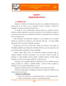 Proiectarea unui Dispozitiv de Rectificat, Adaptabil pe un Strung Normal - Pagina 5