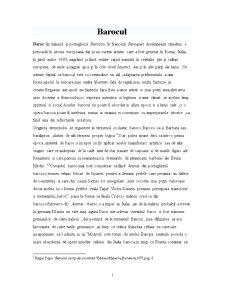 Barocul - Pagina 1