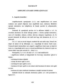 Măsurări în Instalații - Pagina 1