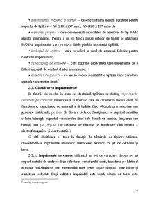 Imprimanta Caracteristici si Clasificare - Pagina 5