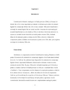 Compensarea Dinamică a Convertoarelor Numeric Analogice - Pagina 4