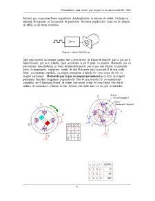 Comandarea unui Motor Pas cu Pas cu un Microcontroler 8051 - Pagina 4