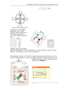 Comandarea unui Motor Pas cu Pas cu un Microcontroler 8051 - Pagina 5