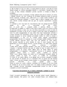 Gestionarea Situatiilor de Criza la Nivelul Companiei - Pagina 2