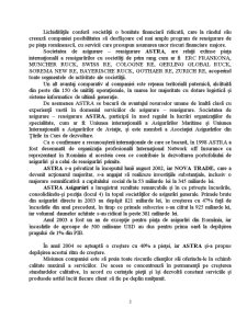 Proiect de Practica la SC Astra SA - Pagina 3