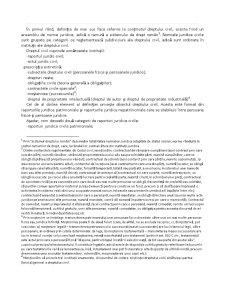 Drept Civil - Capitolul 1 - Pagina 2