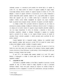Evoluția Asigurărilor pe Plan Mondial și în Țara Noastră - Pagina 4
