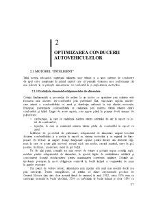 Optimizarea Conducerii Autovehiculelor - Pagina 1