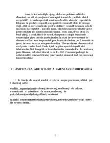 Aditivi Alimentari - Pagina 5