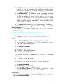 Economie Monetaire - Pagina 2