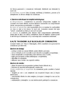 Blocajele Comunicarii - Pagina 5