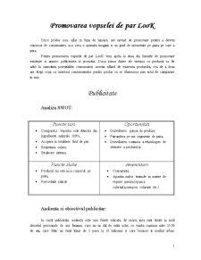 Promovarea unui Produs - Vopsea de Par Look - Pagina 2