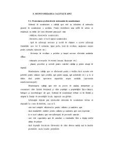 Automatizarea Proceselor de Mediu - Cursul 5 - Pagina 1