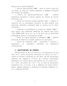Studiul și Verificarea unei Plăci de Achiziție de Date - Pagina 3