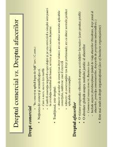 Drept Comercial - Consideratii Teoretice - Pagina 1
