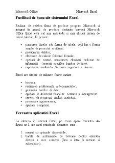 Microsoft Excel - Pagina 1
