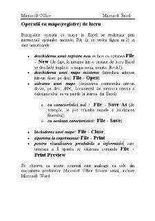 Microsoft Excel - Pagina 3
