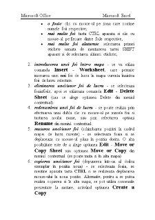 Microsoft Excel - Pagina 5