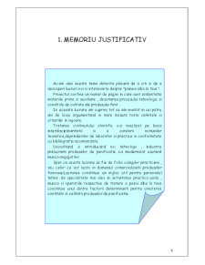 Tehnologia Fabricarii Painii Albe la Tava de 400 grame - Pagina 4