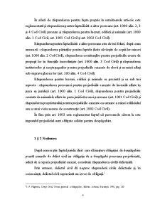 Raspunderea Civila si Delictuala - Pagina 4