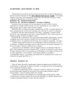 Sistemul Electronic al BVB - Pagina 1