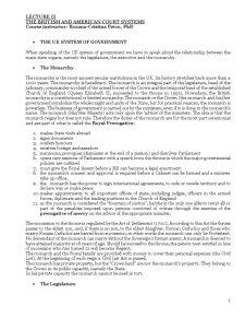 Elemente de Drept Englezesc - Lecture 2 - Pagina 1
