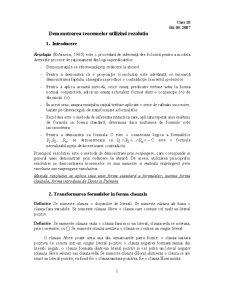 Bazele Inteligentei Artificiale - Pagina 1