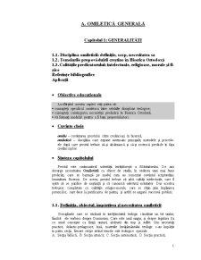 Omiletică - Pagina 1