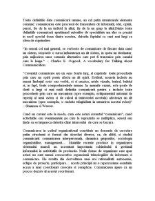 Dizolvarea Barierelor de Comunicare in Cadrul unei Organizatii - Pagina 3