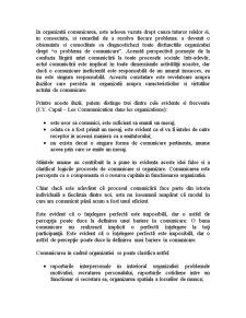 Dizolvarea Barierelor de Comunicare in Cadrul unei Organizatii - Pagina 4