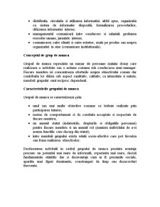 Dizolvarea Barierelor de Comunicare in Cadrul unei Organizatii - Pagina 5