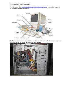 Bazele Informatiei - Componentele Hardware ale Calculatorului - Pagina 2