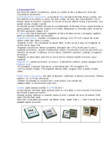 Bazele Informatiei - Componentele Hardware ale Calculatorului - Pagina 5