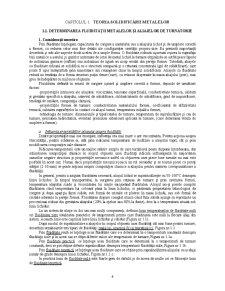 Tehnologia Turnarii - Lucrari Practice - Pagina 4