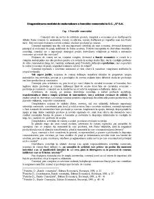 Diagnosticarea Modului de Materializare a Functiilor Comertului la SC S SA - Pagina 1