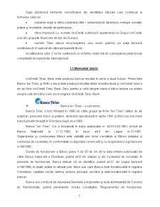 Monografie UniCedit Tiriac Bank - Pagina 5