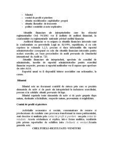 Lucrările de Închidere a Exercițiului Financiar - Pagina 2