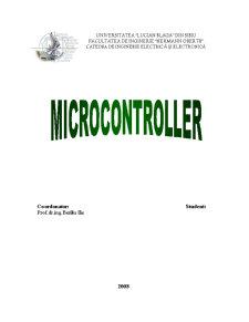 Comanda unui Motor Pas cu Pas Folosind Microcontrollerul PIC12F 675 - Pagina 1