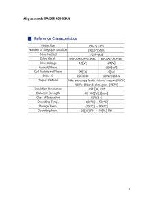 Comanda unui Motor Pas cu Pas Folosind Microcontrollerul PIC12F 675 - Pagina 3