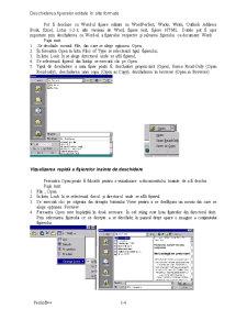 Curs Word - Pagina 4