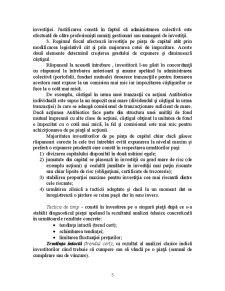 Strategii de Plasament - Pagina 5
