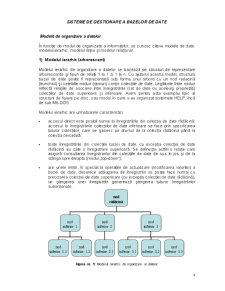 Sisteme de Gestionare a Bazelor de Date - Pagina 1