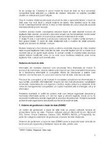 Sisteme de Gestionare a Bazelor de Date - Pagina 3