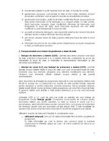 Sisteme de Gestionare a Bazelor de Date - Pagina 4