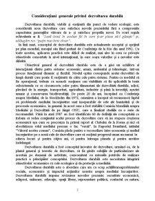 Agricultura si Dezvoltarea Durabila in Romania si in Uniunea Europeana - Pagina 3